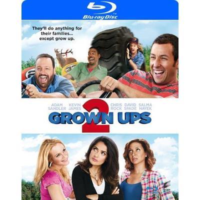 Grown ups 2 (Blu-ray) (Blu-Ray 2013)