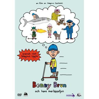 Benny Brun och hans överläppsfjun (DVD) (DVD 2014)