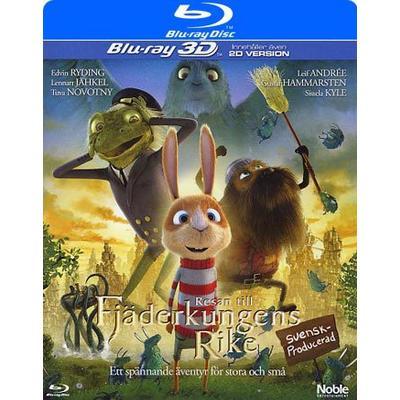 Resan till Fjäderkungens rike 3D (Blu-ray 3D + Blu-ray) (3D Blu-Ray 2014)