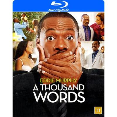 A thousand words (Blu-ray) (Blu-Ray 2012)