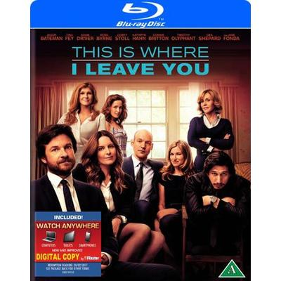 This is where I leave you (Blu-ray) (Blu-Ray 2014)
