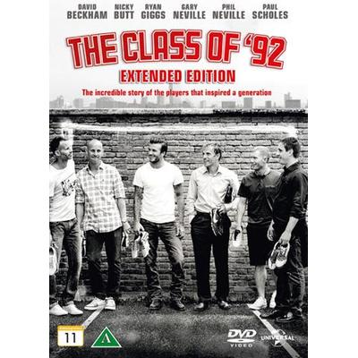 Manchester United - Class of '92 (DVD) (DVD 2013)