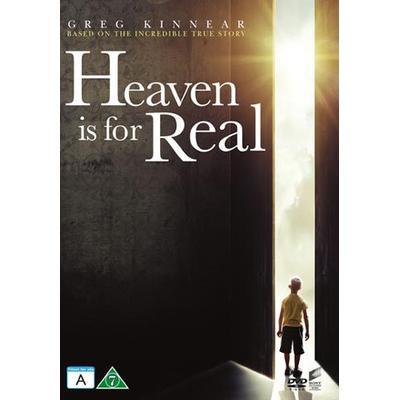 Heaven is for real (DVD) (DVD 2014)