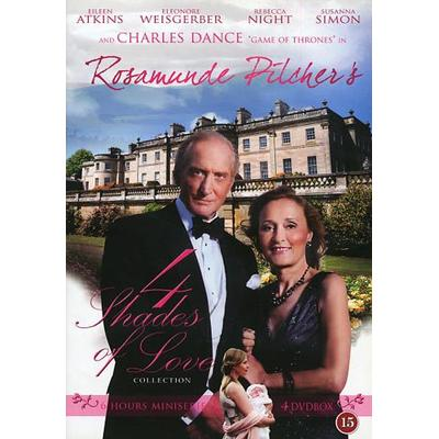 Rosamunde Pilcher: Shades of love collection (4DVD) (DVD 2015)