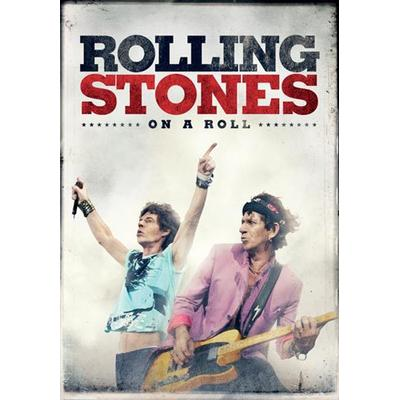 Rolling Stones: On a roll (DVD) (DVD 2014)