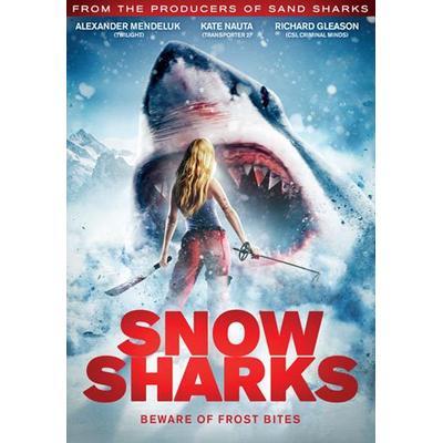 Snow sharks (DVD) (DVD 2013)