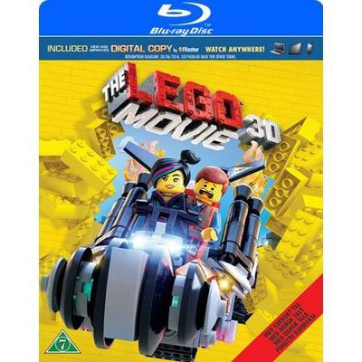 Lego - The movie 3D (Blu-ray 3D + Blu-ray) (3D Blu-Ray 2013)