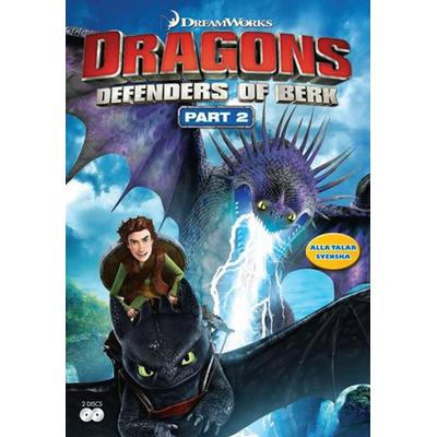 Draktränaren: Defenders of Berk vol 2 (2DVD) (DVD 2014)