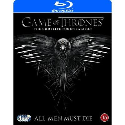 Game of thrones: Säsong 4 (4Blu-ray) (Blu-Ray 2014)