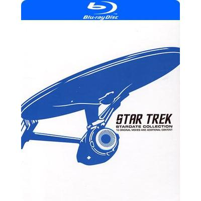 Star Trek 1-10: Stardate collection (12Blu-ray) (Blu-Ray 2013)