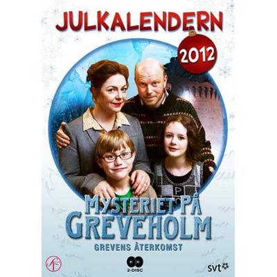Mysteriet på Greveholm 2: Grevens återkomst (2DVD) (DVD 2012)
