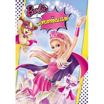 Barbie: Superprinsessan (DVD) (DVD 2014)