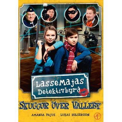 LasseMajas Detektivbyrå: Skuggor över Valleby (DVD) (DVD 2014)