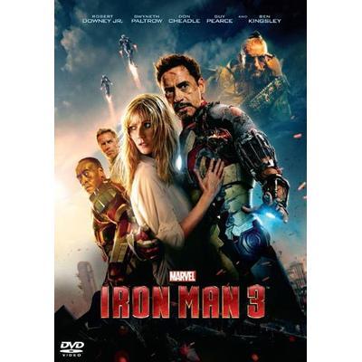 Iron Man 3 (DVD) (DVD 2013)