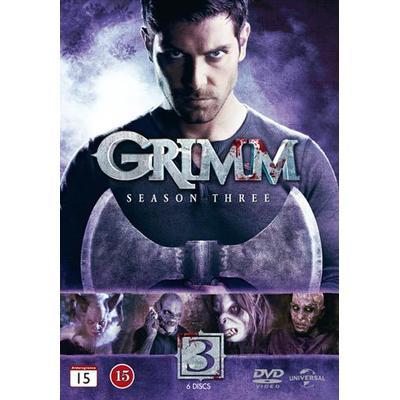 Grimm: Säsong 3 (6DVD) (DVD 2014)