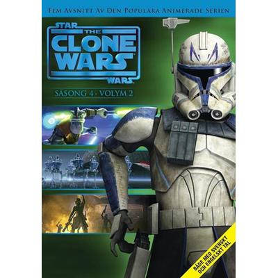 Star Wars: The clone wars / Säsong 4:2 (DVD) (DVD 2012)