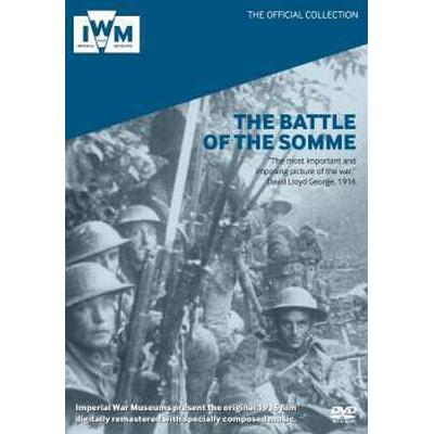 Battle Of The Somme (DVD) (DVD 2016)