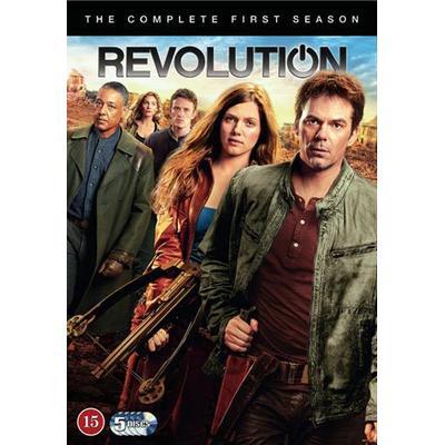 Revolution: Säsong 1 (5DVD) (DVD 2014)