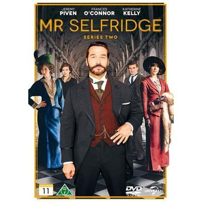 Mr Selfridge: Säsong 2 (3DVD) (DVD 2014)