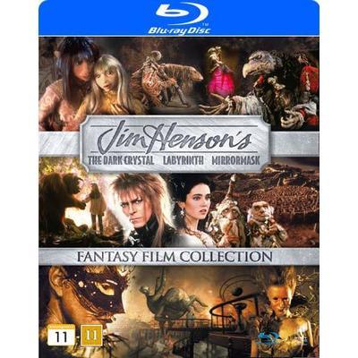 Jim Henson collection (3Blu-ray) (Blu-Ray 2014)