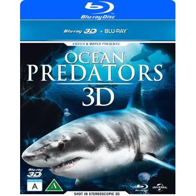 Ocean predators 3D (Blu-ray 3D + Blu-ray) (3D Blu-Ray 2012)