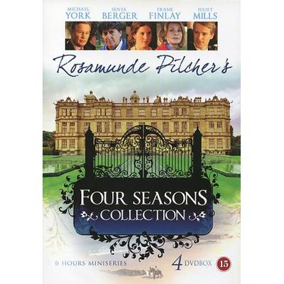 Rosamunde Pilcher: Four seasons collection (4DVD) (DVD 2015)