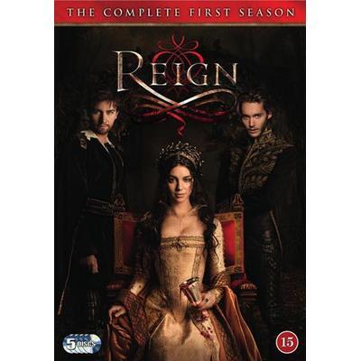 Reign: Säsong 1 (5DVD) (DVD 2014)