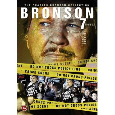 Charles Bronson collection (7DVD) (DVD 2014)