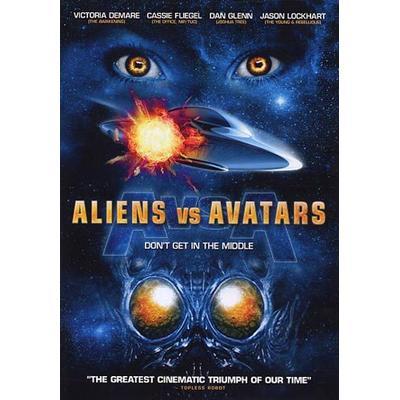 Aliens vs Avatars (DVD) (DVD 2011)