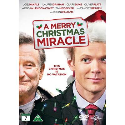 A merry Christmas miracle (DVD) (DVD 2014)