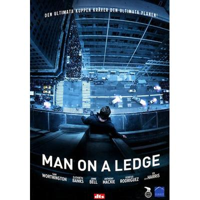 Man on a ledge (DVD) (DVD 2011)