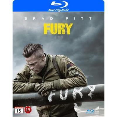 Fury (Blu-ray) (Blu-Ray 2014)