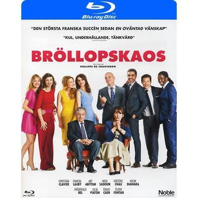 Bröllopskaos (Blu-ray) (Blu-Ray 2014)