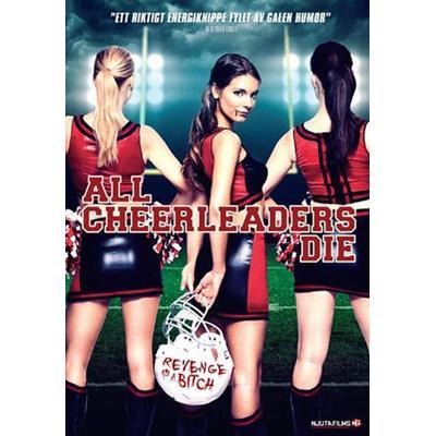 All cheerleaders die (DVD) (DVD 2013)