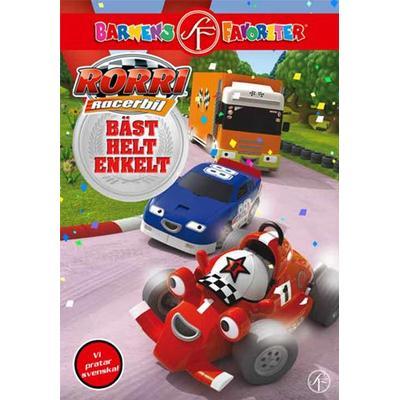 Rorri Racerbil: Bäst helt enkelt (DVD) (DVD 2012)
