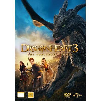 Dragonheart 3 - The Sorcerers curse (DVD) (DVD 2014)