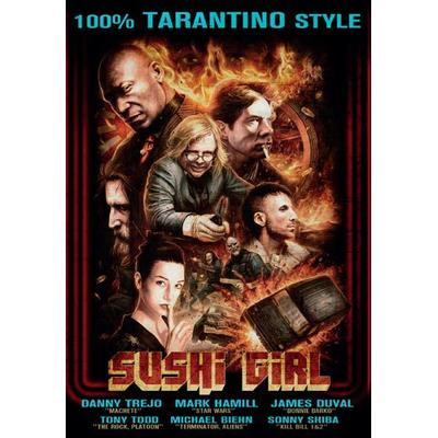 Sushi girl (DVD) (DVD 2013)