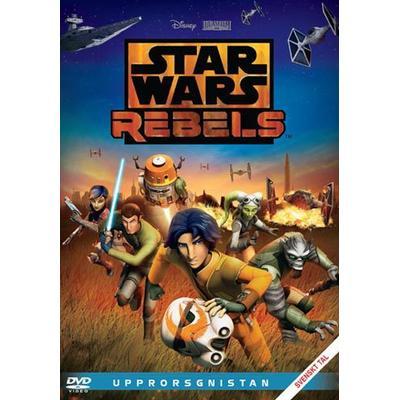 Star Wars Rebels: Spark of rebellion (DVD) (DVD 2014)