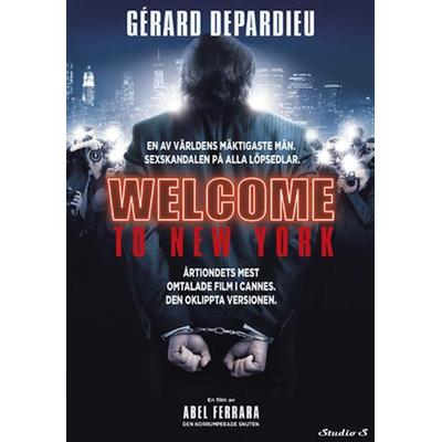 Welcome to New York: Director's cut (DVD) (DVD 2014)