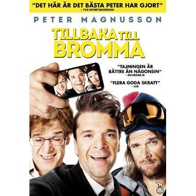 Tillbaka till Bromma (DVD) (DVD 2014)