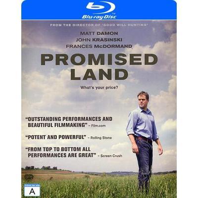 Promised land (Blu-ray) (Blu-Ray 2012)