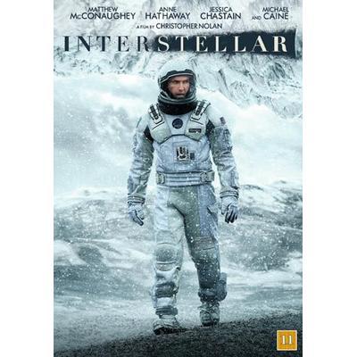 Interstellar (DVD) (DVD 2014)