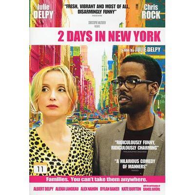 2 dagar i New York (DVD) (DVD 2012)