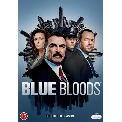 Blue bloods: Säsong 4 (6DVD) (DVD 2014)