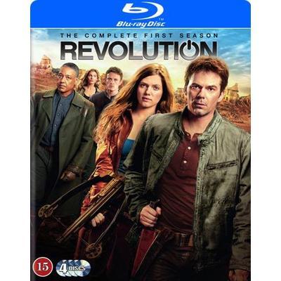 Revolution: Säsong 1 (4Blu-ray) (Blu-Ray 2014)