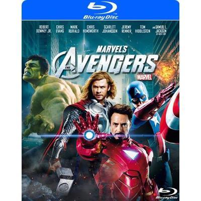 Avengers (Blu-ray) (Blu-Ray 2012)