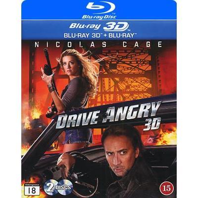 Drive Angry 3D (Blu-ray 3D + Blu-ray) (3D Blu-Ray 2011)