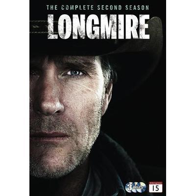 Longmire: Säsong 2 (3DVD) (DVD 2014)