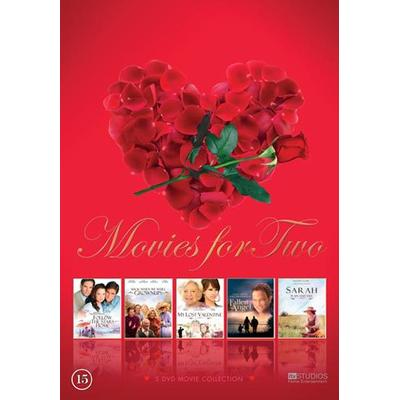 Movies for two collection - 5 filmer (5DVD) (DVD 2014)