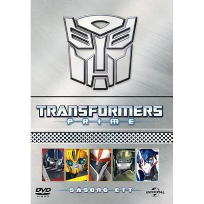 Transformers Prime: Säsong 1 (5DVD) (DVD 2012)